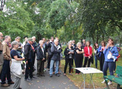 Charles River Conservancy Advocacy Laura Jasinski