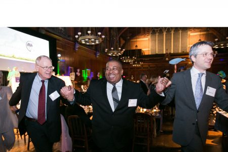 Charles River Conservancy Support Gala