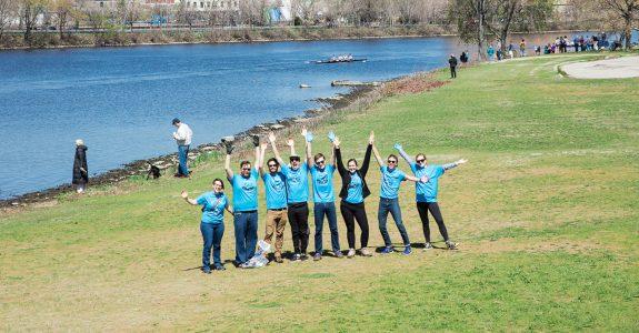 Charles River Conservancy Volunteer